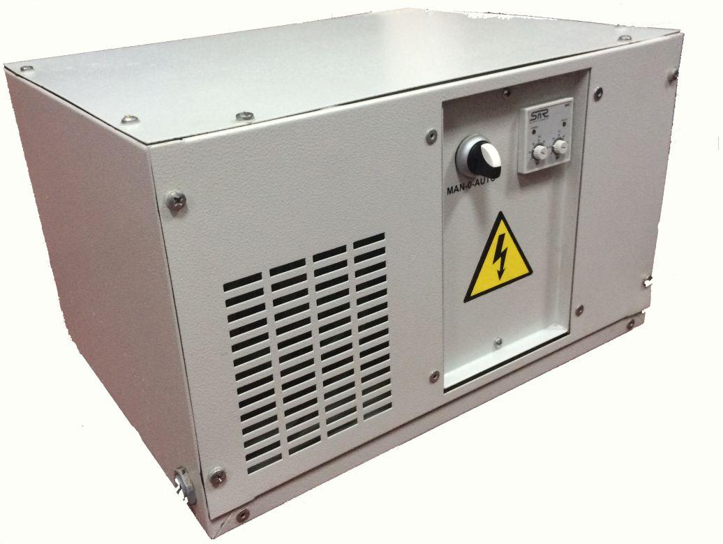 Komercijalna  pumpa za rashlađivanje vodenom maglom