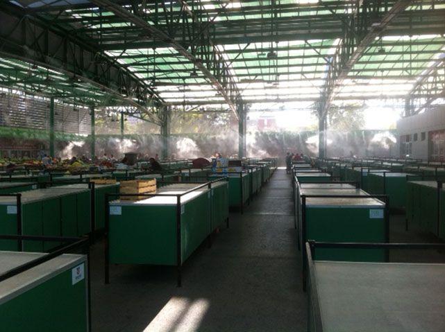 Supermarketi i pijace